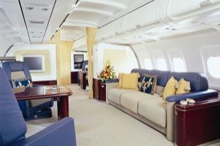 Airbus's compartment foto